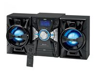 Resim AEG Bluetooth-Musik-Center CD/Mp3/USB/BT MC 4465 BT (schwarz)