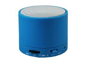 Picture of 3W Mini Speaker mit Bluetooth (blau)