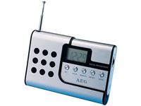 Picture of AEG Digitales Reiseradio DRR 4107