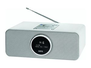 Picture of AEG Stereoradio SR 4372 BT/DAB+ (Weiss)