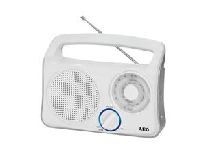 Picture of AEG Transistorradio TR 4131 Weiß