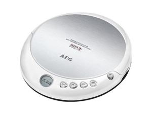 Picture of AEG Tragbarer CD-Player CDP 4226 weiß