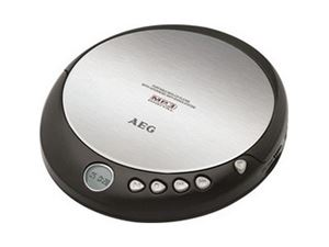 Picture of AEG Tragbarer CD-Player CDP 4226 schwarz