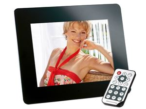 Picture of Intenso Digital Photo Frame MEDIADIRECTOR 8 Zoll
