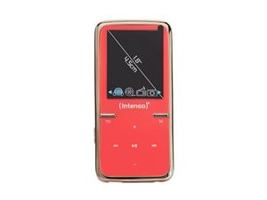 Picture of Intenso MP3 Videoplayer 8GB - Video SCOOTER Pink 1,8 Zoll