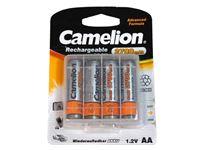 Resim Akku Camelion AA Mignon 2700mAH + Box (4 Stk)