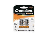 Εικόνα της Akku Camelion AAA Micro 900mAh (4 St.)