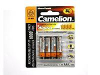 Εικόνα της Akku Camelion AAA Micro 1000mAH (4 Stk)