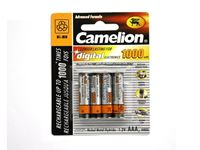Resim Akku Camelion AAA Micro 1000mAH (4 Stk)