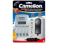Picture of Camelion Intelligent Ultra-Schnell-Ladegerät (BC-0907)