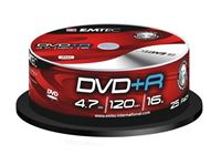 Picture of EMTEC DVD+R 4,7 GB 16x Speed - 25stk Cake Box
