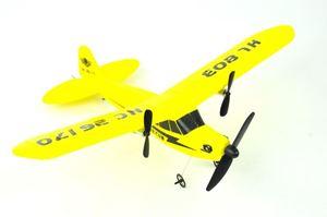 """Image de RC Flugzeug 2 Kanal """"Piper J-3 Club"""" -2,4Ghz Fernsteuerung RTF"""