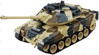 """Immagine di RC Panzer """"German Leopard tarn"""" 1:20 mit Schuss und Sound-B12"""